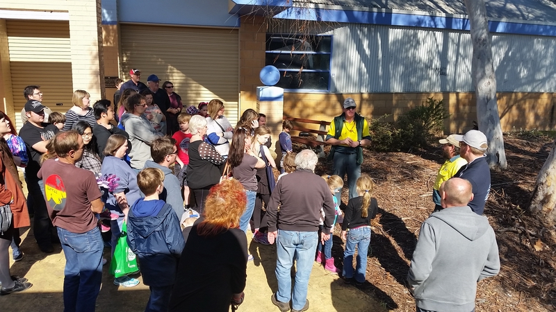 Snobs Creek hatchery tour
